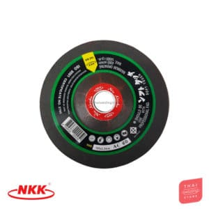 ใบเจียรเหล็ก 4นิ้ว หนา 2 มิล NKK